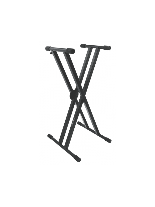 Stand clavier Double-X pliable